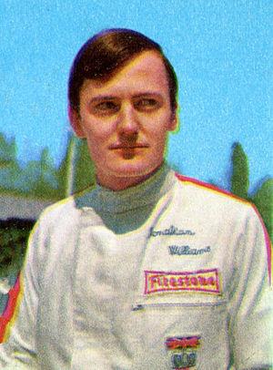 Jonathan Williams (racing driver) - Jonathan Williams c. 1966