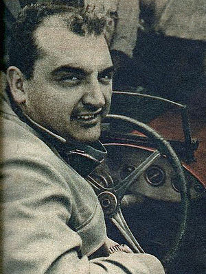 José Froilán González - Image: José Froilán González 1950