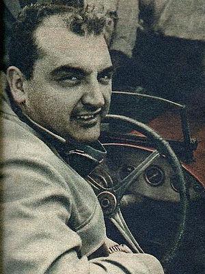 Buenos Aires Grand Prix (motor racing) - Image: José Froilán González 1950