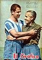 José Salomón y Guillermo Stábile D.T. Selección Argentina - El Gráfico 1390.jpg