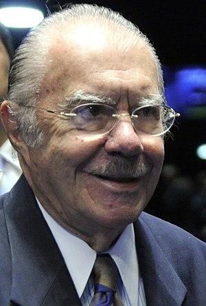 José Sarney - Image: José Sarney 2015