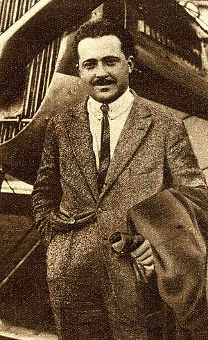 Joseph Sadi-Lecointe - Sadi-Lecointe in 1919