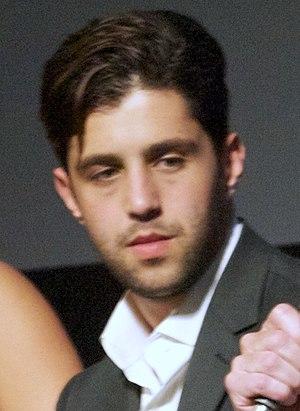 Josh Peck - Peck at the Red Dawn premiere in 2012