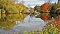 Journée d'automne sur l'étang des Moulins à Terrebonne - panoramio.jpg