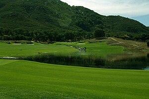 Pechanga Resort and Casino - Journey's Hole No. 5