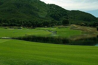 Pechanga Resort & Casino - Journey's Hole No. 5