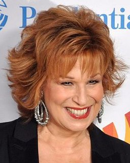 Joy Behar American comedian, television host, actress, and writer