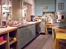Julia Child's kitchen by Matthew Bisanz.JPG