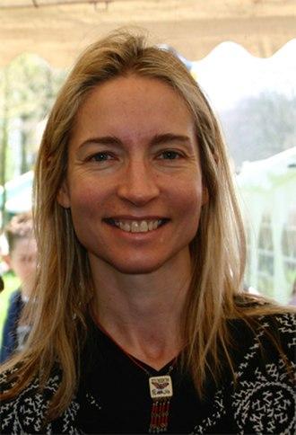 Julie Bell - Bell in April 2005