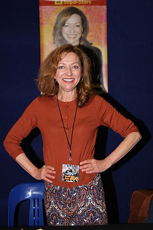 Julie White - White at the Transformers premiere in 2011