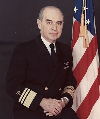 Assistant Secretary for Health - Image: Julius Richmond, Surgeon General official photo