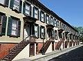 Jumel Terrace Historic District 3-19 Sylvan Terrace from west.jpg