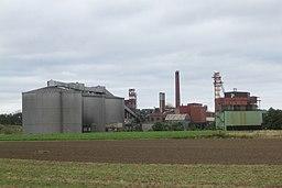 Den nedlagte sukkerfabrik