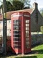 K6 Telephone box on village green - geograph.org.uk - 1269051.jpg