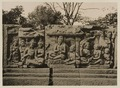 KITLV 40014 - Kassian Céphas - Reliefs on the terrace of the Shiva temple of Prambanan near Yogyakarta - 1889-1890.tif