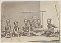 KITLV 4394 - Isidore van Kinsbergen - A gamelan orchestra Boeleleng - 1865.tif
