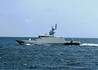 Indonesian missile boat Rencong died in a fire 15