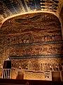KV17, the tomb of Pharaoh Seti I of the Nineteenth Dynasty, Burial chamber J , Valley of the Kings, Egypt (49867423531).jpg