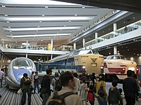 KYOTO RAILWAY MUSEUM Main building Main Space.JPG