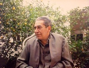 Kabir Stori - Kabir Stori in Khas Kunar, Afghanistan (May 2005)