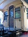 Kaitakushi passenger car at Transportation Museum of Tokyo.jpg