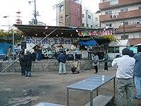 西成 飯場