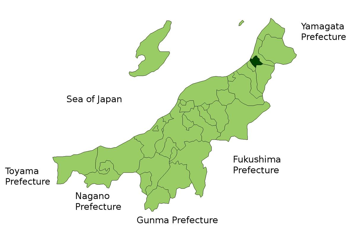 Kamihayashi Niigata Wikipedia