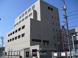 観音寺信用金庫の本店