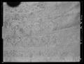 Kappa av vit sidenatlas. Buren av Karl X Gustav (1622-1660) vid kröningen 1654-06-06 - Livrustkammaren - 19669.tif