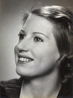 Karen-Marie Flagstad Norwegian singer (1904-1992)