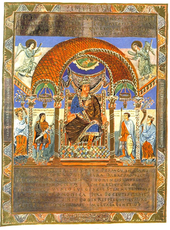 Karl II der Kahle