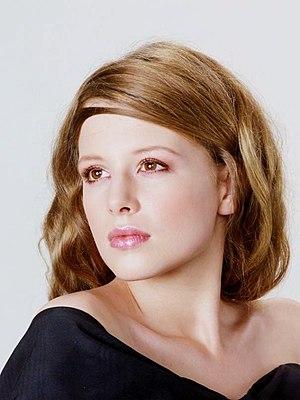 Karolina Gruszka - Gruszka in 2008