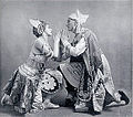 Karsavina and Frohman in Le dieu bleu 1912.jpg