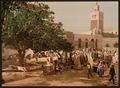 Kasbah market, Tunis, Tunisia-LCCN2001699394.tif