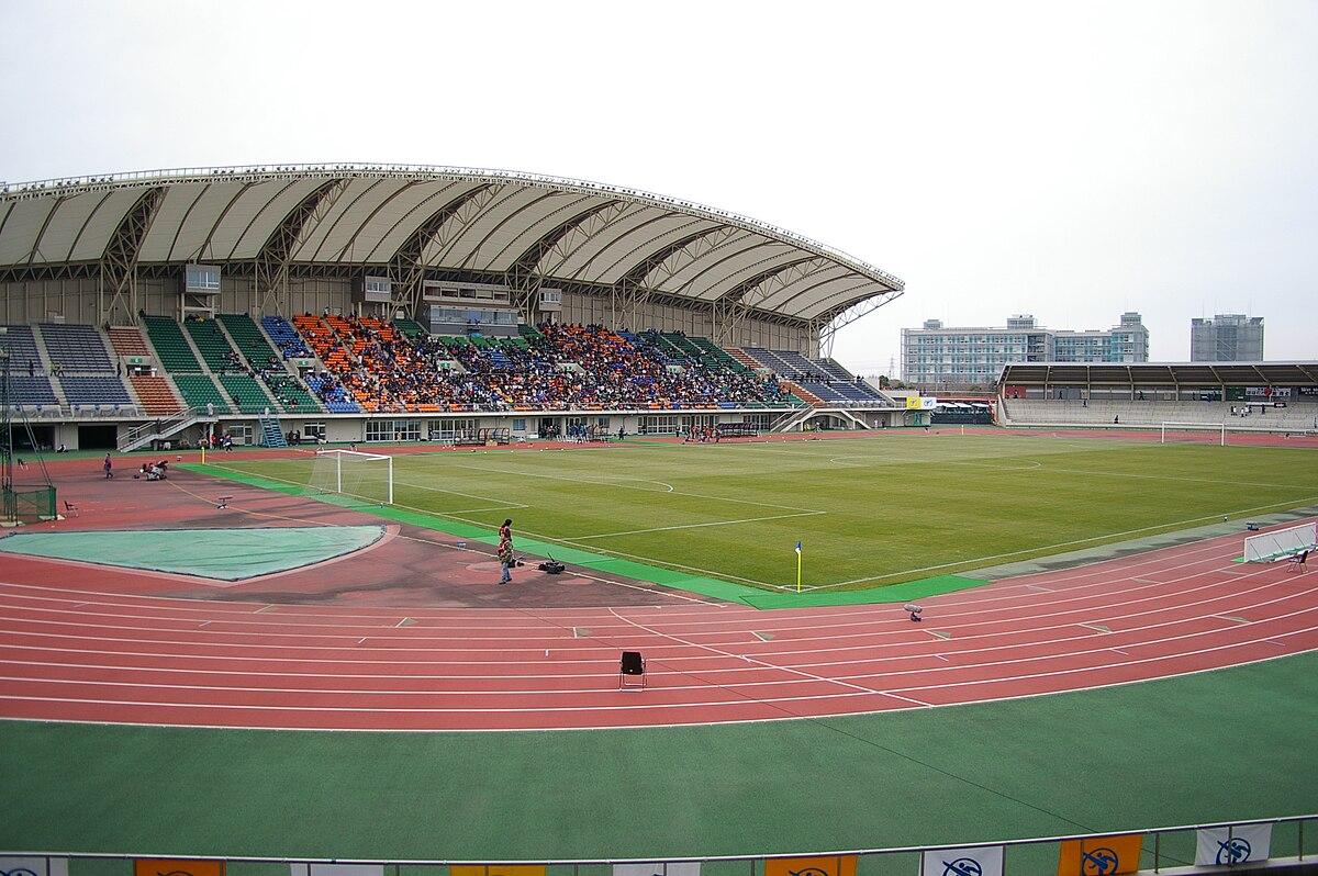 Kashiwanoha Stadium Wikipedia