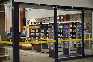 Blue Mountains Library - Katoomba Library