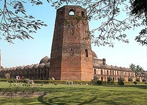 Murshidabad - Image: Katra Mosque Murshidabad