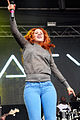 Katy B @ Wellington Square (25 9 2011) (6202051033).jpg