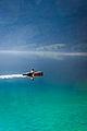 Kayaking on Bohinsko Jezero, Slovenia (9178041118).jpg