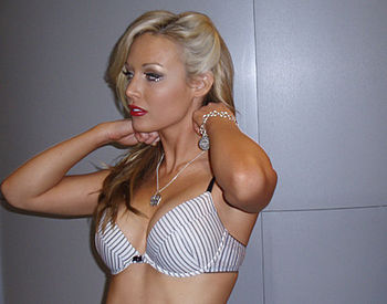 Kayden Kross at AVN 2008