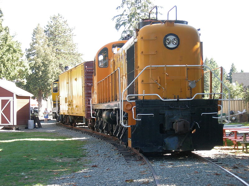 File:Kennecott Copper Company Locomotive 201 - 1.jpg
