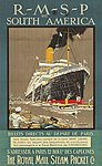 Kenneth Shoesmith - RMSP South America, The Royal Mail Steam Packet.jpg
