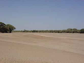 Kerio River - Image: Kerio River Dry