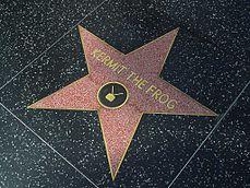 La stella di Kermit la Rana