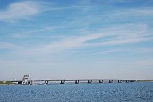 Ketelmeer - The Ketelbrug over the Ketelmeer