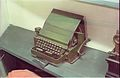 Keyboard Perforator - Communication Gallery - BITM - Calcutta 2000 204.JPG