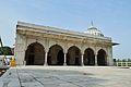 Khas Mahal - Southern Facade - Red Fort - Delhi 2014-05-13 3253.JPG