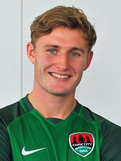 Kieran Sadlier Irish association football player