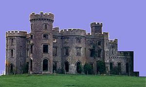 Killua Castle - Killua Castle, Clonmellon County Westmeath
