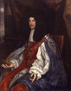 Carlo II di Inghilterra